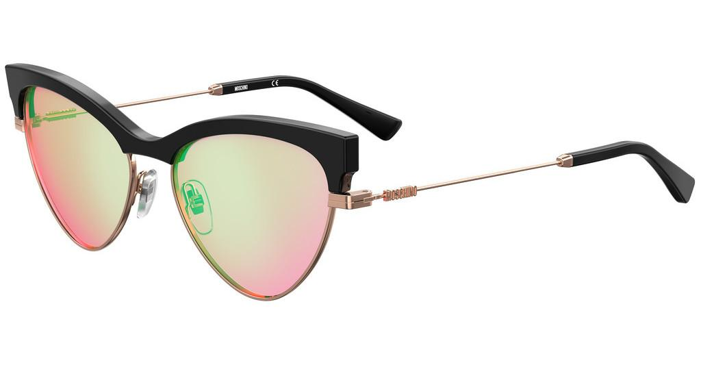 Moschino   MOS068/S 35J/MT GREEN SPPINK