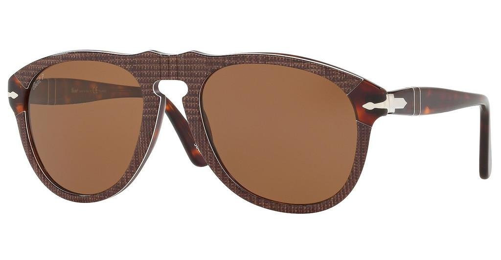 Persol   PO0649 1091AN POLAR BROWNBROWN PRINCE OF WALES