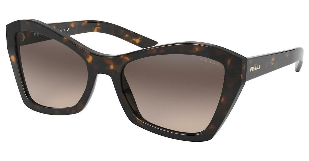 Prada   PR 07XS 2AU3D0 LIGHT BROWN GRAD LIGHT GREYHAVANA