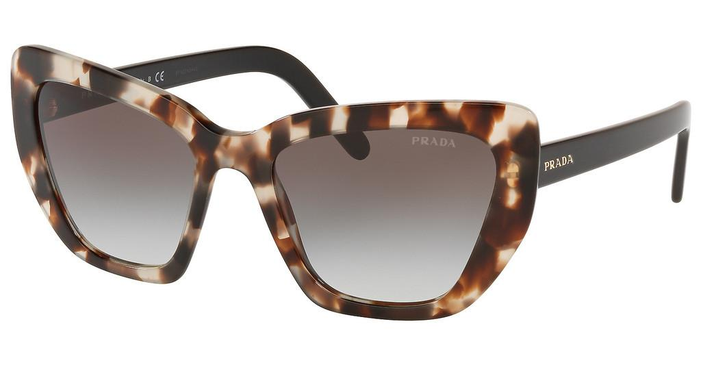 Prada   PR 08VS UAO0A7 GRADIENT GREYSPOTTED BROWN