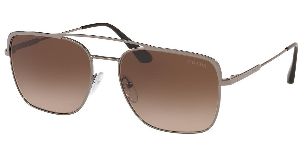 Prada   PR 53VS 5AV6S1 BROWN GRADIENTGUNMETAL