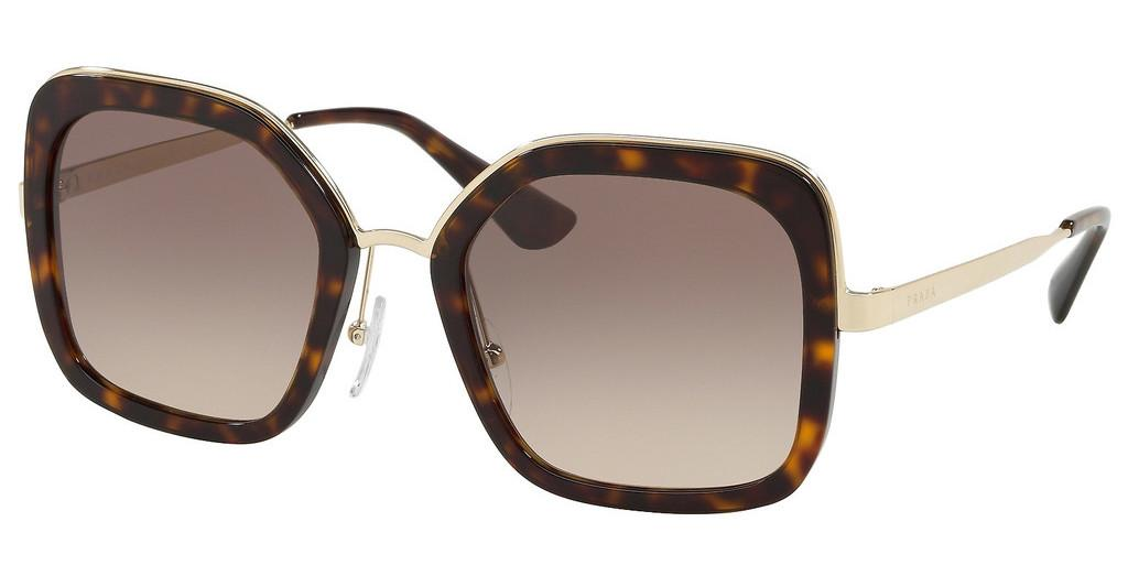 Prada   PR 57US 2AU3D0 BROWN GRADIENT GREYHAVANA