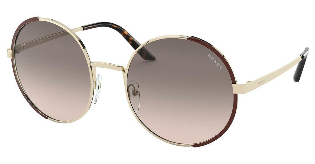Prada   PR 59XS KOF3D0 BROWN GRADIENTPALE GOLD/BROWN