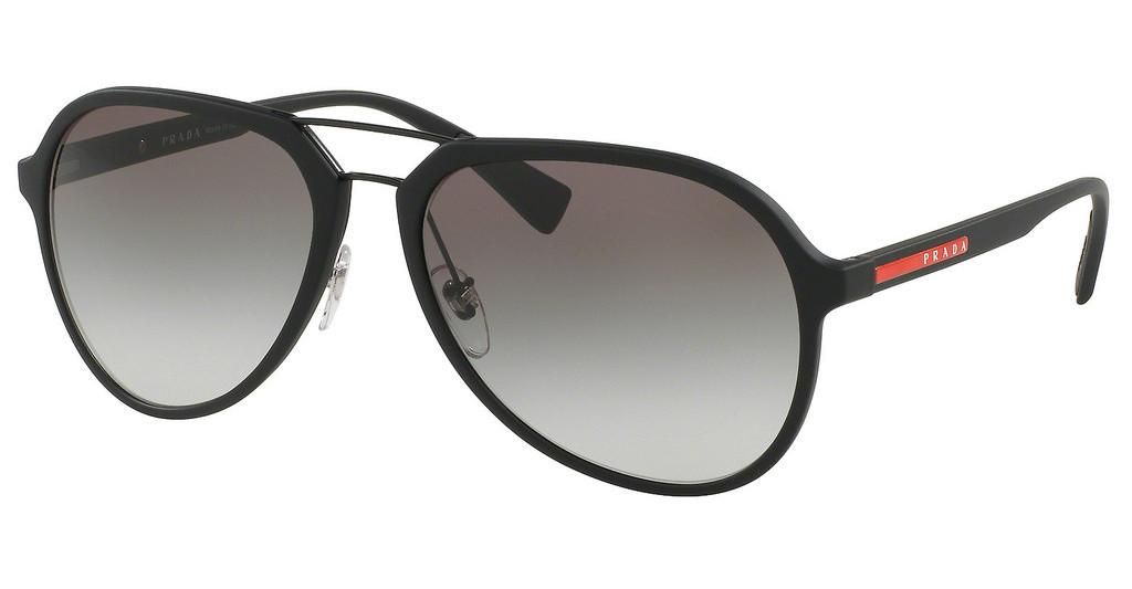 Prada Sport   PS 05RS DG00A7 GREY GRADIENTBLACK RUBBER
