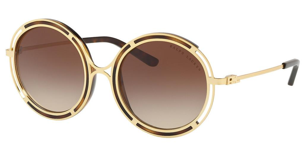 Ralph Lauren   RL7060 934813 BROWN GRADIENTSANDED GOLD/DARK HAVANA