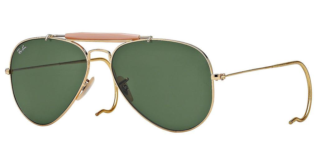Ray-Ban   RB3030 L0216 CRYSTAL GREENARISTA
