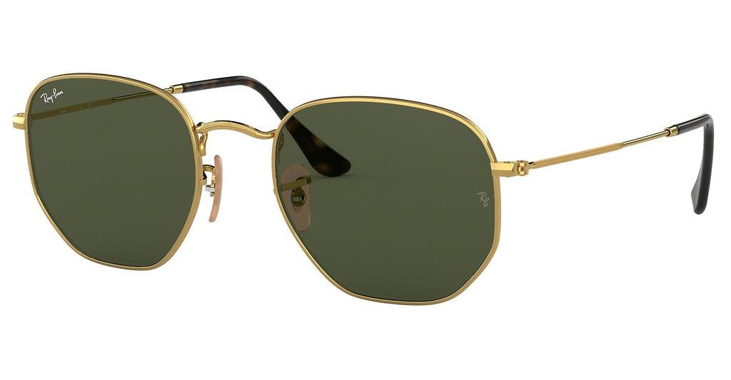 Ray-Ban   RB3548N 001 G-15 GREENARISTA