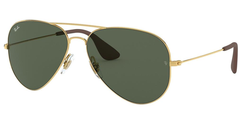 Ray-Ban   RB3558 001/71 DARK GREENARISTA