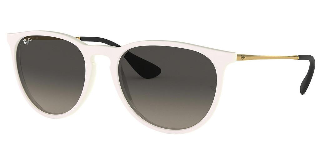 Ray-Ban   RB4171 631411 GREY GRADIENT DARK GREYSHINY WHITE SP RED
