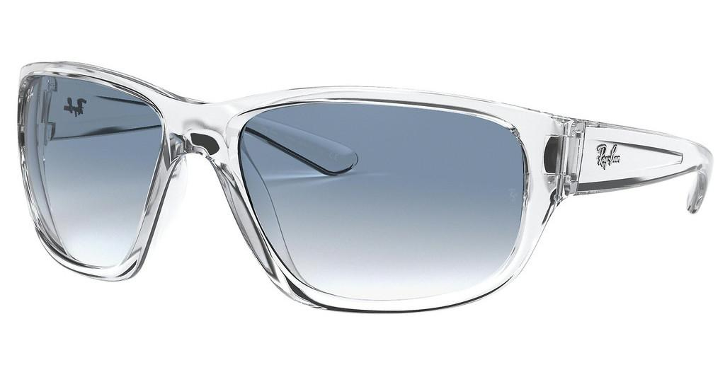 Ray-Ban   RB4300 63253F TRANSPARENT