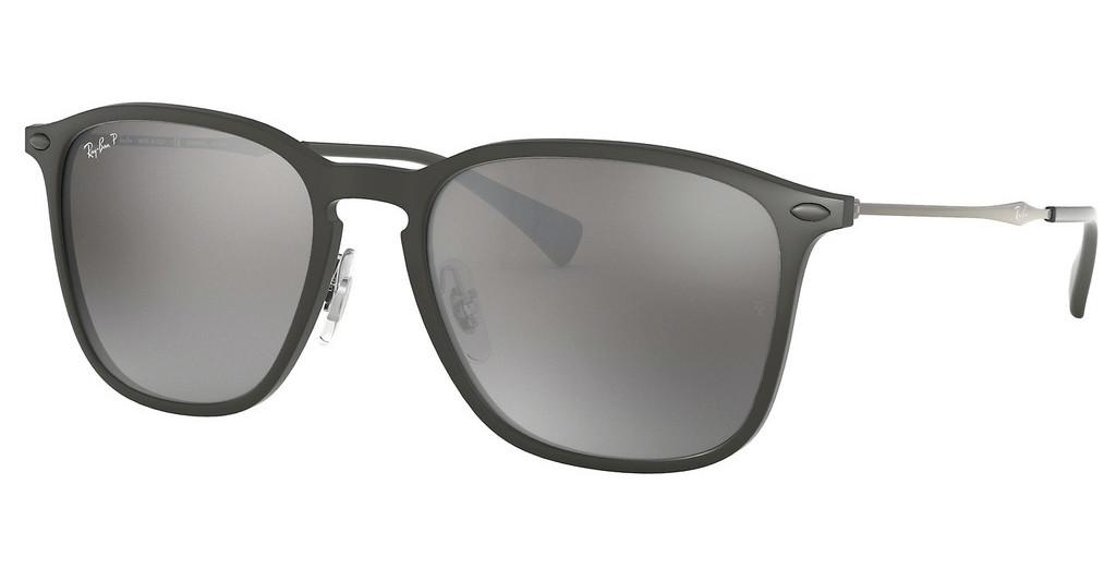 Ray-Ban   RB8353 635282 GREY MIRROR GRADIENT SILVER -GREY GRAPHENE