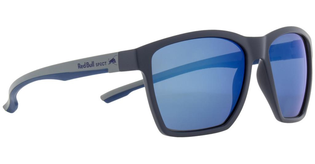 Red Bull SPECT   FILP 004P smoke with blue mirror POLdark blue