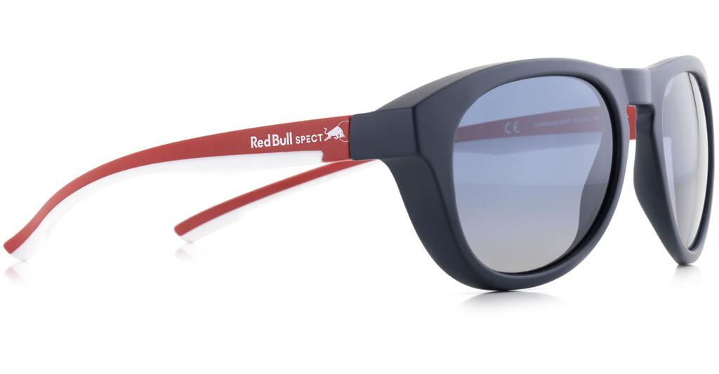 Red Bull SPECT   KINGMAN 003P blue gradient with silver flash POLblue