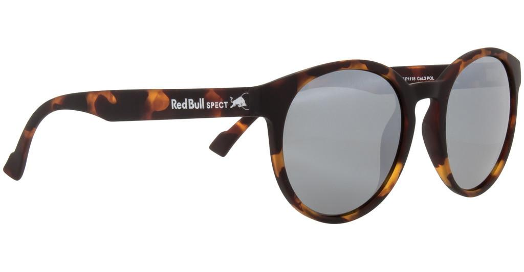 Red Bull SPECT   LACE 003P smoke with silver flash POLhavanna