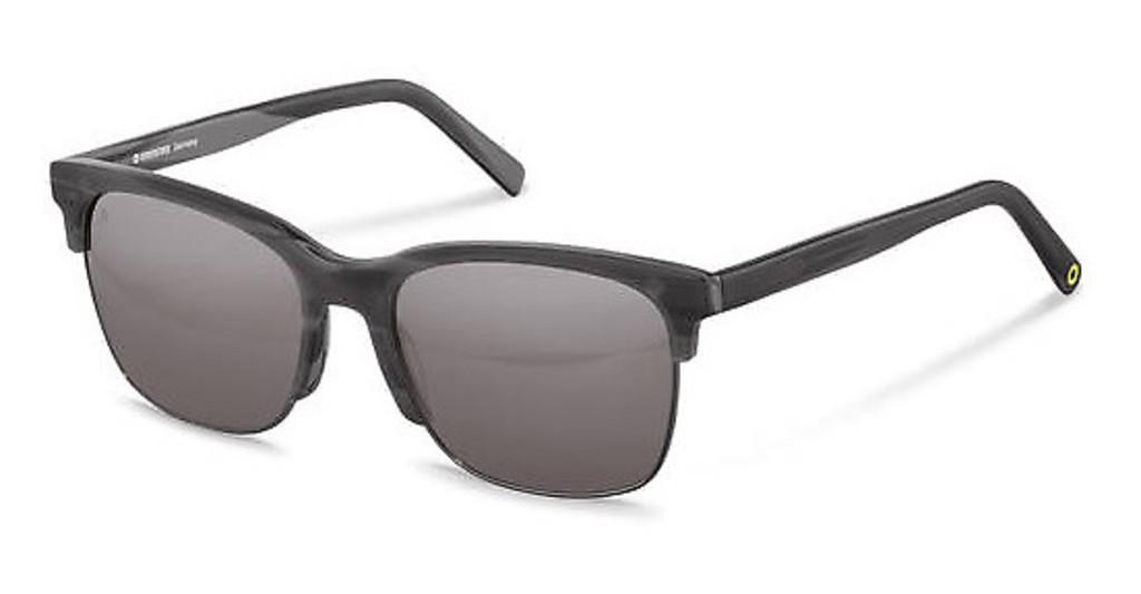 Rocco by Rodenstock   RR108 D grey structured, dark gun