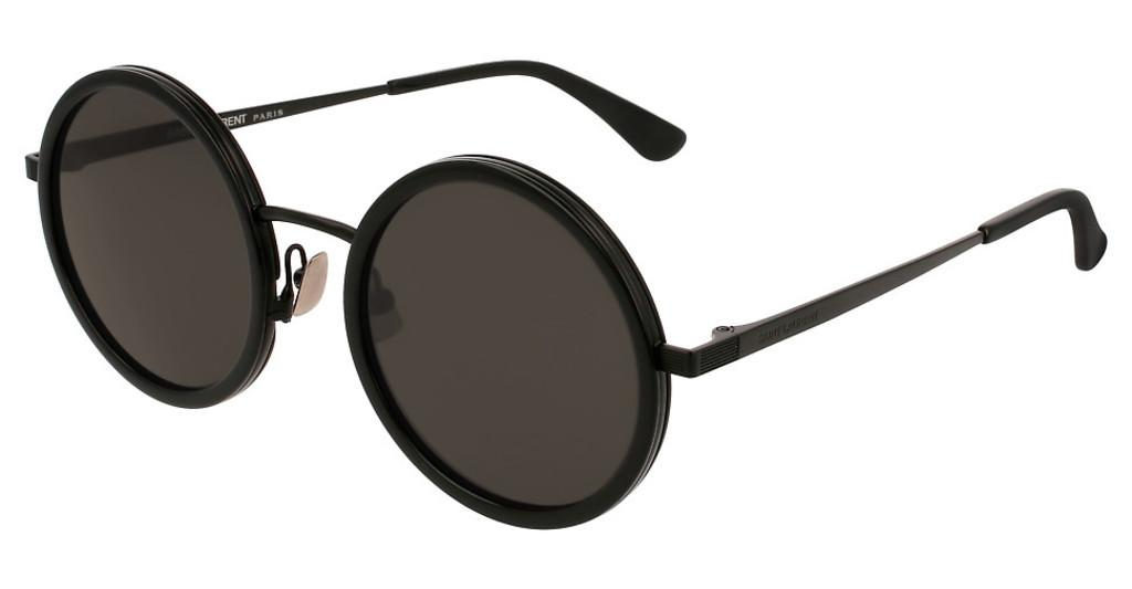 Saint Laurent   SL 136 COMBI 002 BLACKBLACK