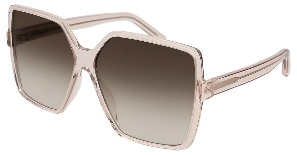 Saint Laurent   SL 232 BETTY 005 BROWNNUDE