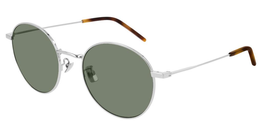 Saint Laurent   SL 250 008 GREENSILVER