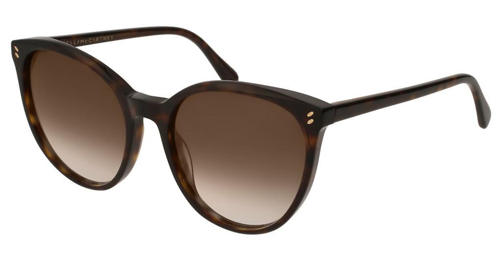 Stella McCartney   SC0086S 002 BROWNHAVANA