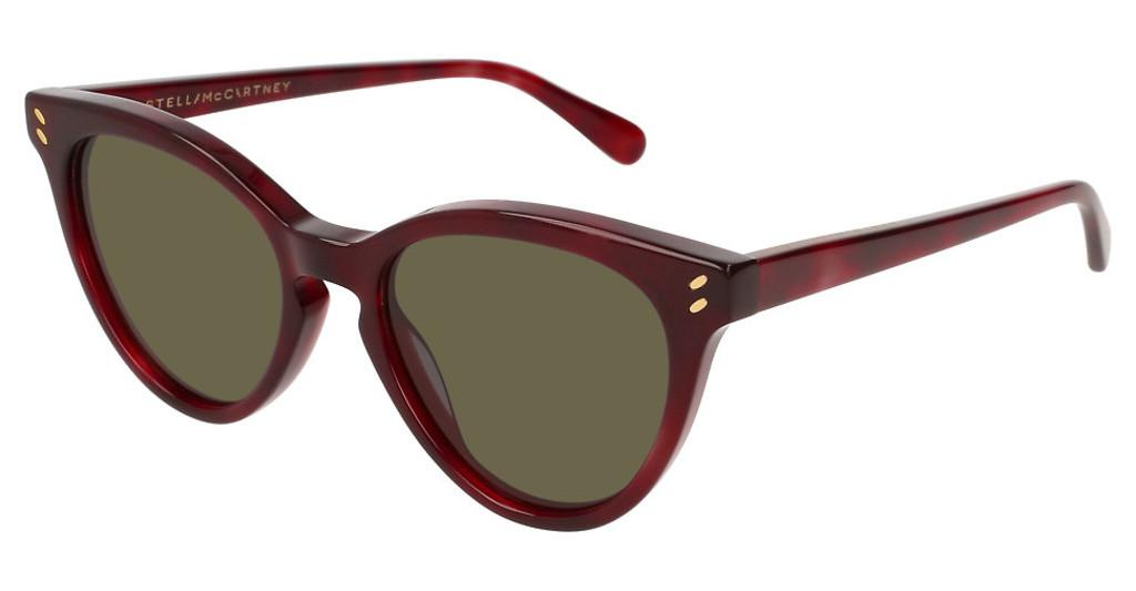 Stella McCartney   SC0118S 003 GREENHAVANA