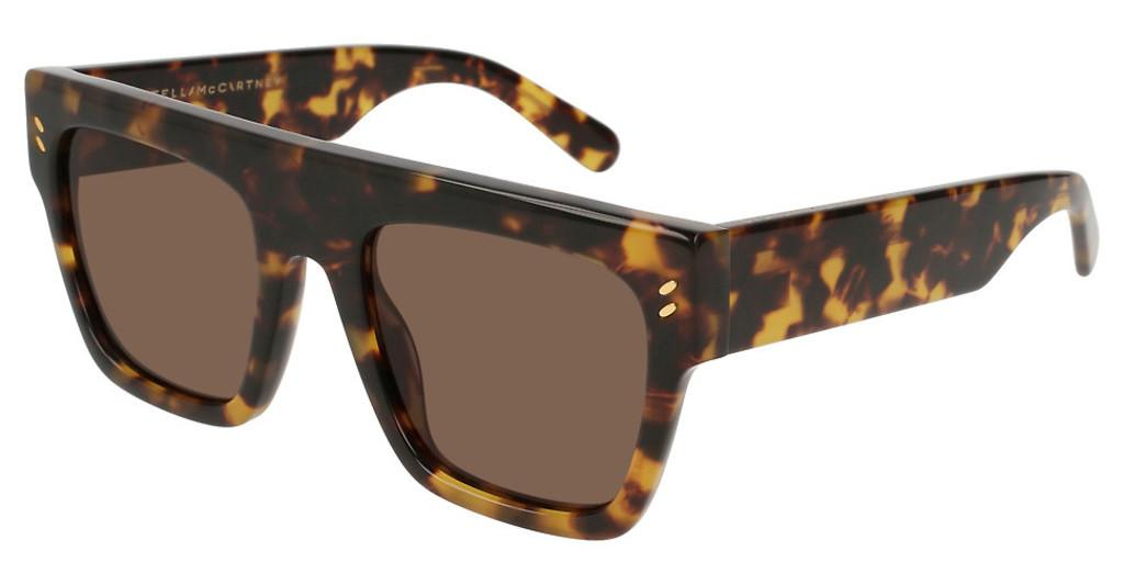 Stella McCartney   SC0119S 002 BROWNHAVANA