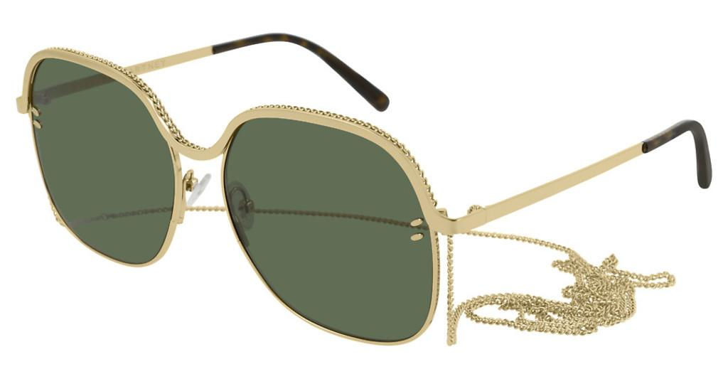 Stella McCartney   SC0166S 001 GREENGOLD