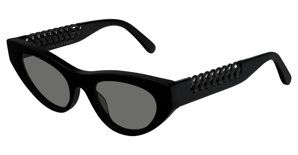 Stella McCartney   SC0193S 001 SMOKEBLACK