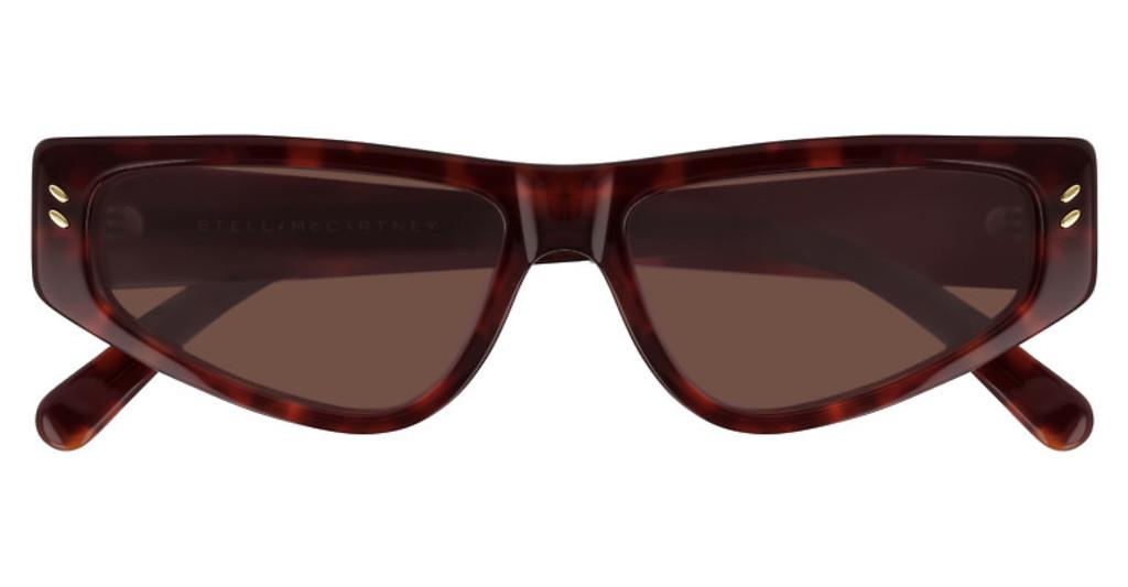 Stella McCartney   SC0230S 002 BROWNHAVANA