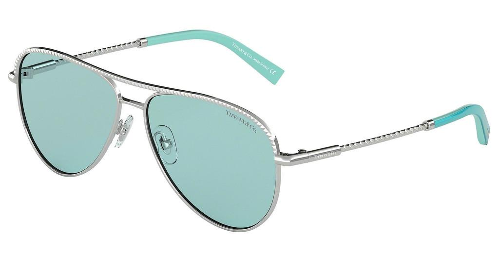 Tiffany   TF3062 6136D9 LIGHT AZURESILVER
