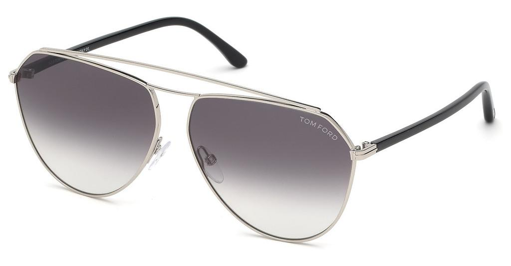 Tom Ford   FT0681 16B grau verlaufendpalladium glanz