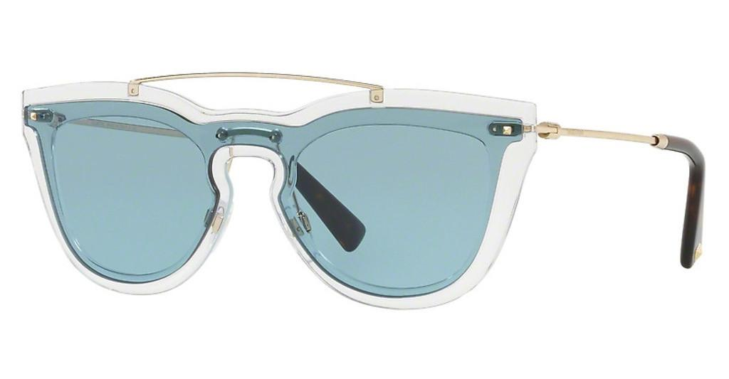Valentino   VA4008 502480 AZURETRANSPARENT