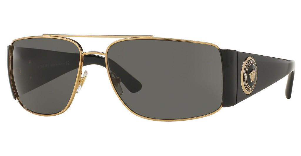Versace   VE2163 100287 DARK GREYGOLD