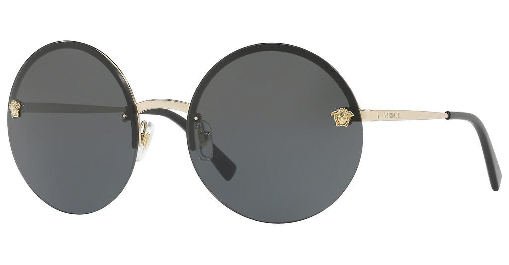 Versace   VE2176 125287 GREYPALE GOLD