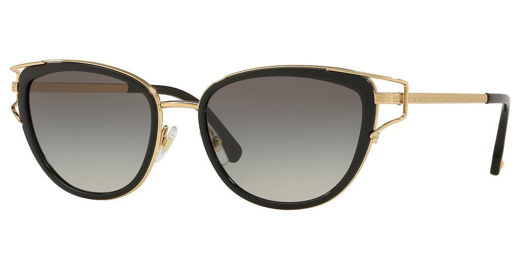 Versace   VE2203 143811 GREY GRADIENTBLACK/GOLD