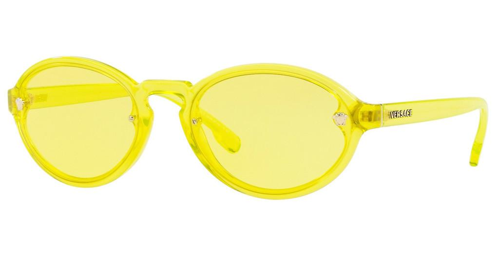 Versace VE4352 528285 YELLOWTRANSPARENT YELLOW