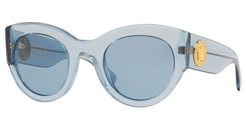 Versace   VE4353 528772 AZURETRANSPARENT AZURE