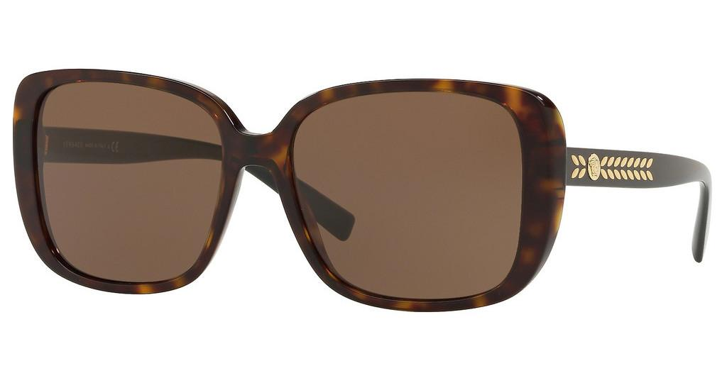 Versace   VE4357 108/73 DARK BROWNHAVANA