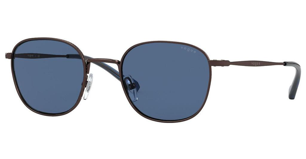 Vogue   VO4173S 507480 DARK BLUECOPPER