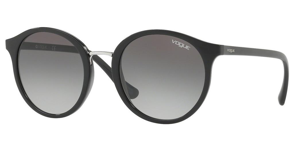 Vogue   VO5166S W44/11 GREY GRADIENTBLACK