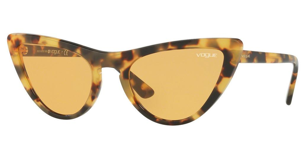 Vogue   VO5211S 2605/7 ORANGEBROWN YELLOW TORTOISE