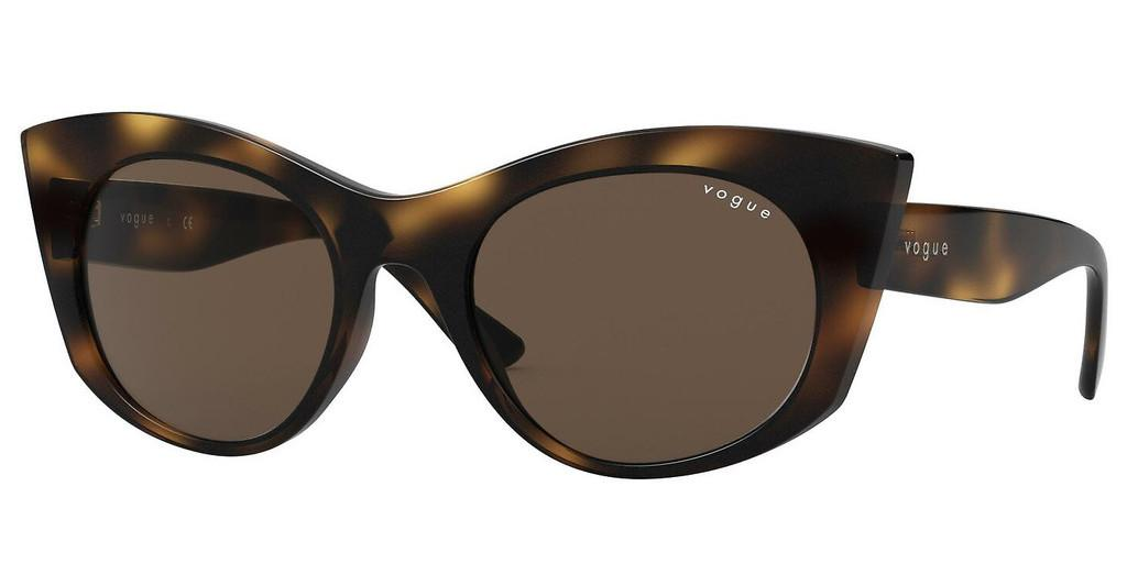 Vogue   VO5312S W65673 DARK BROWNDARK HAVANA