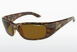 Arnette Herren Sonnenbrille »HEIST 2.0 AN4215«, braun, 215283 - braun/braun