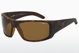 Arnette Herren Sonnenbrille »FIRE DRILL LITE AN4206«, braun, 215283 - braun/braun