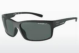 Arnette Herren Sonnenbrille »CHENGA AN4240«, schwarz, 01/81 - schwarz/grau