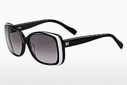 Sonnenbrillen BOSS - 0310/S Black White 80S aJsJAAFJw