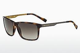 Boss Orange Herren Sonnenbrille » BO 0263/S«, rot, GSS/HA - rot/braun