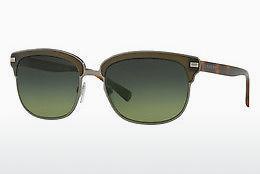 BURBERRY Burberry Damen Sonnenbrille » BE4253«, rot, 365513 - rot/braun