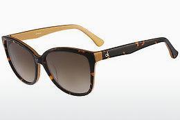 Calvin Klein Damen Sonnenbrille » CKJ812S«, blau, 405 - blau/blau
