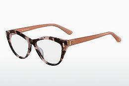 Calvin Klein Damen Sonnenbrille » CK8543S«, grau, 106 - grau/weiß