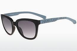 Calvin Klein Damen Sonnenbrille » CK8510S«, grau, 405 - grau